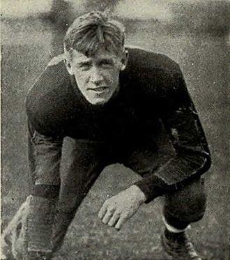 Bill Orwig - Orwig from 1929 Michiganensian