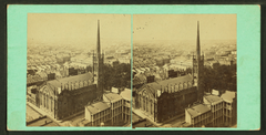 Bird's-eye from St. Patrick's church, by Theodore Lilienthal.png
