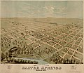 Birds eye view of the city of Baxter Springs, Kansas, 1871 LOC 2001620090.jpg
