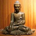 Birmania, mandalay, buddha, xix sec.JPG