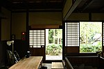 Birthplace of Nagatani Souen interior in Yuyadani, Ujitawara, Kyoto August 5, 2018 19.jpg