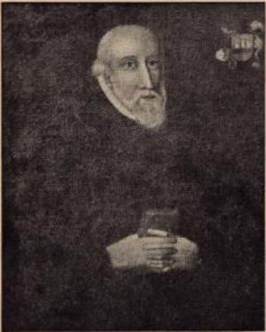 Frants Berg - Bishop Frants Berg