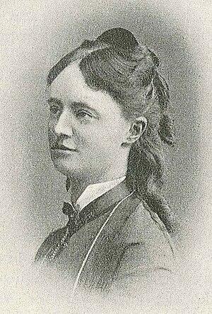 Hildegard Björck - Hildegard Björck in a photo taken during her time as a student