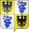 Blason famille it Sforza.svg