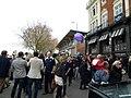 Boat Race Day 2011, Putney (57) - geograph.org.uk - 2331864.jpg