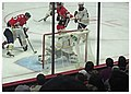 Bobby Ryan's second goal for the Ottawa Senators on a hat trick night against the Buffalo Sabres (15979310099).jpg