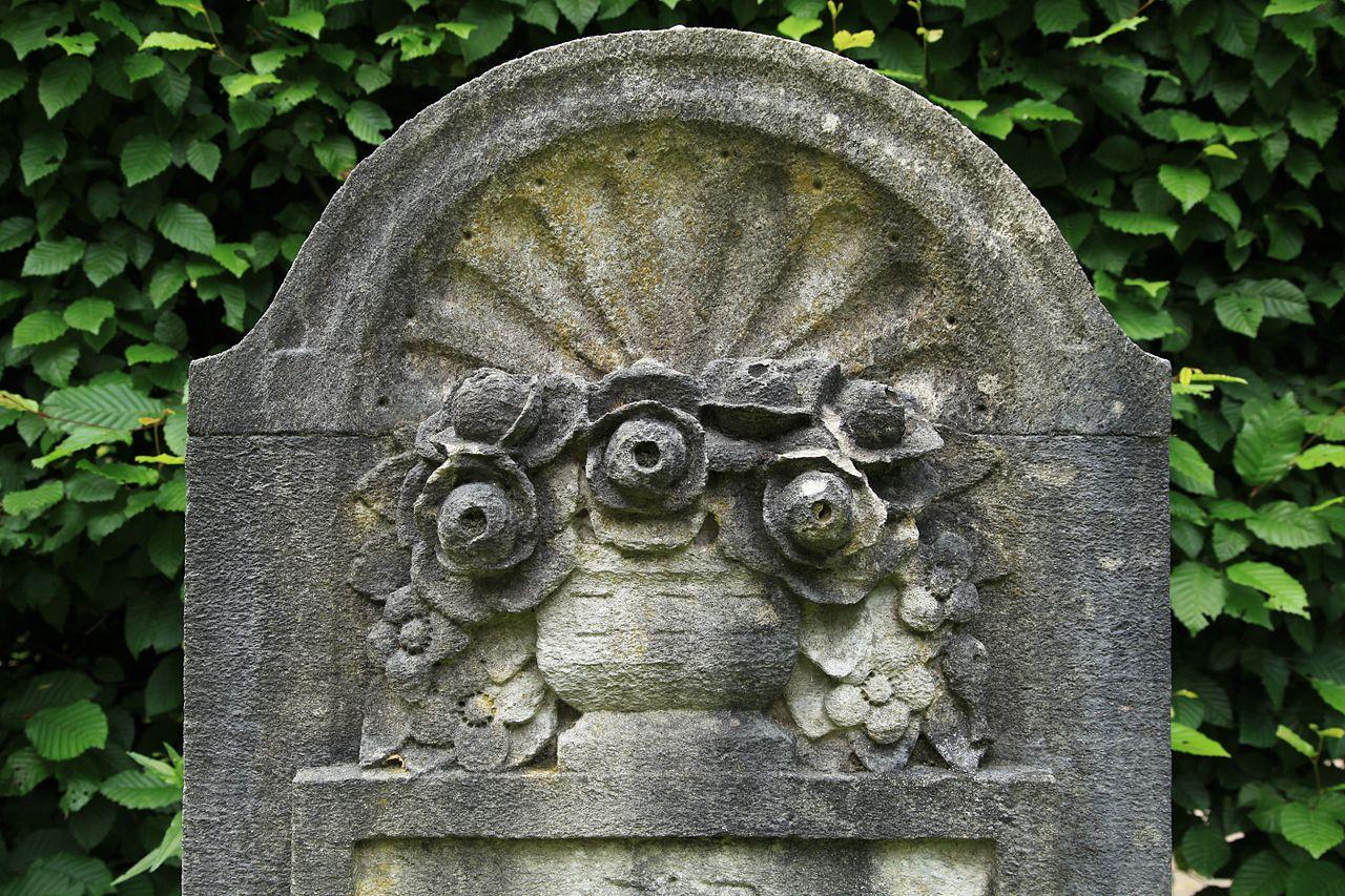 Bochum - Wasserstraße - Jüdischer Friedhof Wiemelhausen 08 ies.jpg