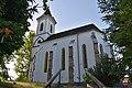 Bodice, Slovakia - Catholic church.JPG