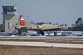 Boeing B-17G-85-DL Flying Fortress Nine-O-Nine Landing Approach 24 CFatKAM 09Feb2011 (14980824561).jpg