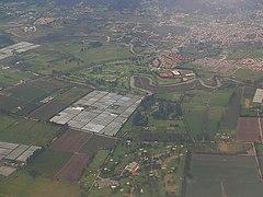 Bogotá River - Cota-Bogotá - greenhouses.jpg