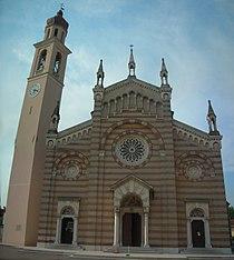 Bolzano Vicentino Chiesa Santa Maria.JPG