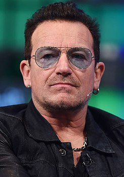 Bono al Web Summit 2014