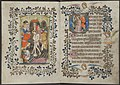 Book of hours by the Master of Zweder van Culemborg - KB 79 K 2 - folios 076v (left) and 077r (right).jpg