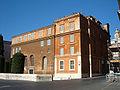 Borgo (CdV) - Edificio con SM in Camposanto teutonico.JPG