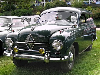 Borgward - 1952 Borgward Hansa 1500