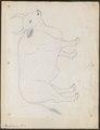 Bos gaurus - 1700-1880 - Print - Iconographia Zoologica - Special Collections University of Amsterdam - UBA01 IZ21200181.tif