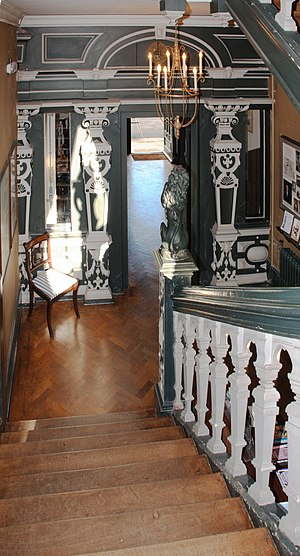Boston Manor - Jacobean staircase
