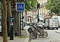 Boulevard Richard-Lenoir (Paris), piste cyclable 03.jpg