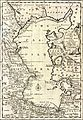 Bowen, Emanuel; Orbeliani, Sulxan-Saba. A new and accurate map of the Caspian Sea. 1747. (A).jpg