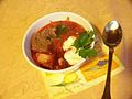 Bowl of Ukrainian Borscht.jpg