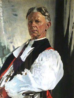 Thomas Strong (bishop) Theologian, academic administrator, and bishop