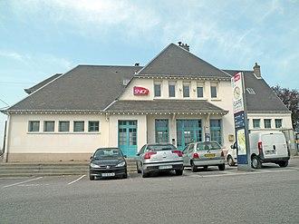 Bréauté - Bréauté-Beuzeville railway station