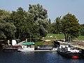 Brandenburg - Staedtischen Hafen (City Harbour) - geo.hlipp.de - 28259.jpg