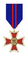 Cross of the Dutch Fire Service
