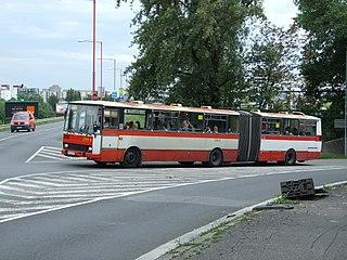 Karosa B 741 Motor vehicle