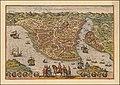 Braun & Hogenberg - Byzantium Nunc Constantinopolis.jpg