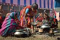 Breakfast Preparation - Gangasagar Fair Transit Camp - Kolkata 2016-01-09 8536.JPG