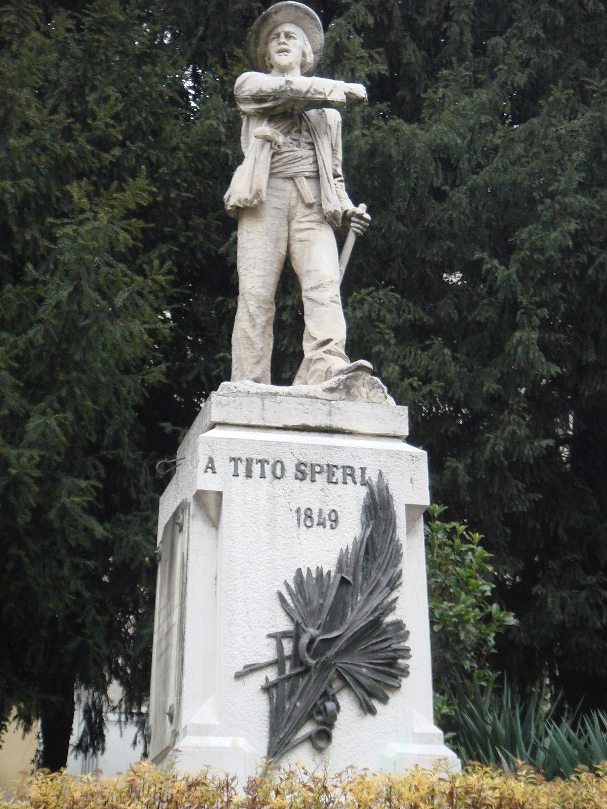 Tito Speri - Wikipedia