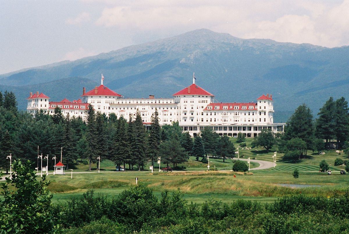 Image Usa Ville >> Bretton Woods (New Hampshire) — Wikipédia