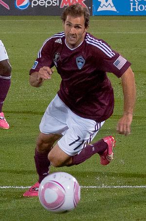 Brian Mullan - Colorado Rapids 2011
