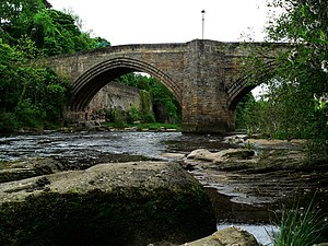 Barnard Castle - Barnard Castle Bridge