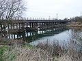 Bridge carrying the Newark-Nottingham line over the Trent - geograph.org.uk - 1110362.jpg