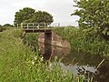 Bridge near Standards Lock - geograph.org.uk - 1371023.jpg