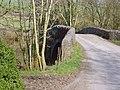 Bridge over Afon Cywyn, Rhyd-aber-wern, Meidrim - geograph.org.uk - 1213001.jpg