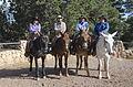 Bright Angel Trailhead Renovation Dedication - Grand Canyon Wranglers - May 18, 2013 - 0185 - Flickr - Grand Canyon NPS.jpg