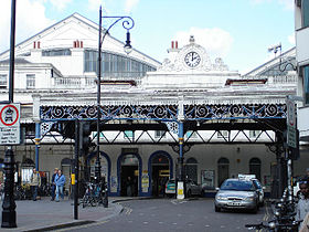 Image illustrative de l'article Gare de Brighton