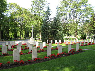 Vestre gravlund - Image: British Commonwealth Graves Vestre gravlund Oslo