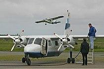 Britten-Norman BN-2 Islander LFH - Luftverkehr Friesland Harle, EDXP Harle, Germany PP1149580418.jpg