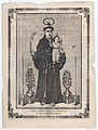 Broadsheet with image of Saint Antony of Padua MET DP867949.jpg