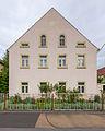 Brockwitz Dresdner Straße 190 Wohnstallhaus, Seitengebäude, Scheune, Hofmauer und Torpfeiler eines Dreiseithofes II.jpg