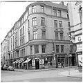 Broddmans Foto, hörnan Skeppargatan-Storgatan 1962.jpg