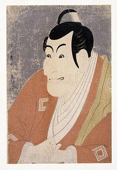 Brooklyn Museum - Ichikawa Ebizo as Takemura Sadanoshin - Toshusai Sharaku