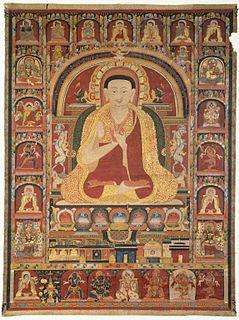Conservation and restoration of Tibetan thangkas