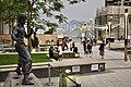 Bruce Lee Statue at the Avenue of Stars, Hongkong (Ank Kumar) 10.jpg