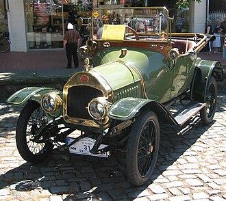 Buchet - 1912 Buchet
