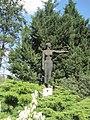 Budafoki sólymos szobor.JPG